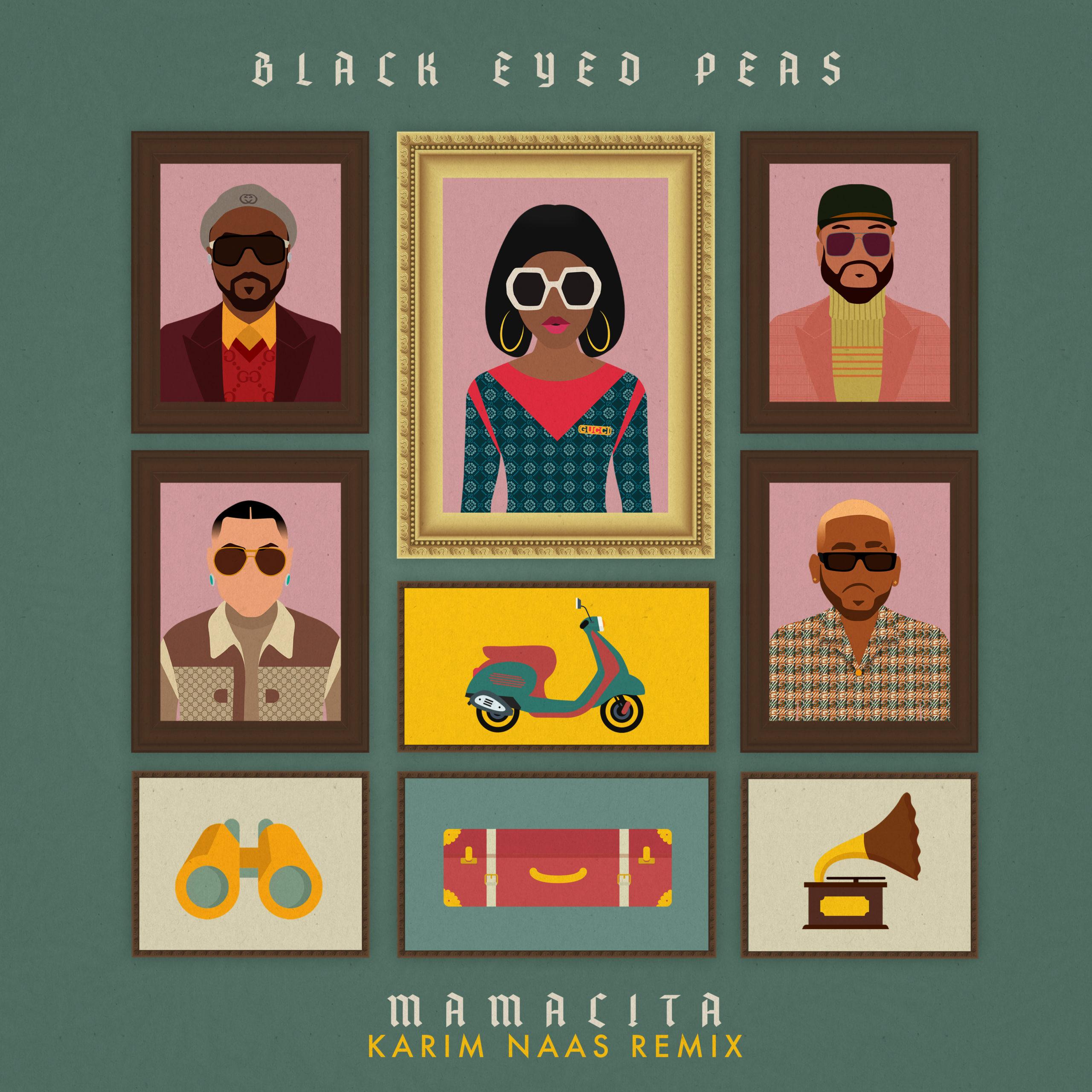 Karim Naas remix MAMACITA Black Eyed Peas