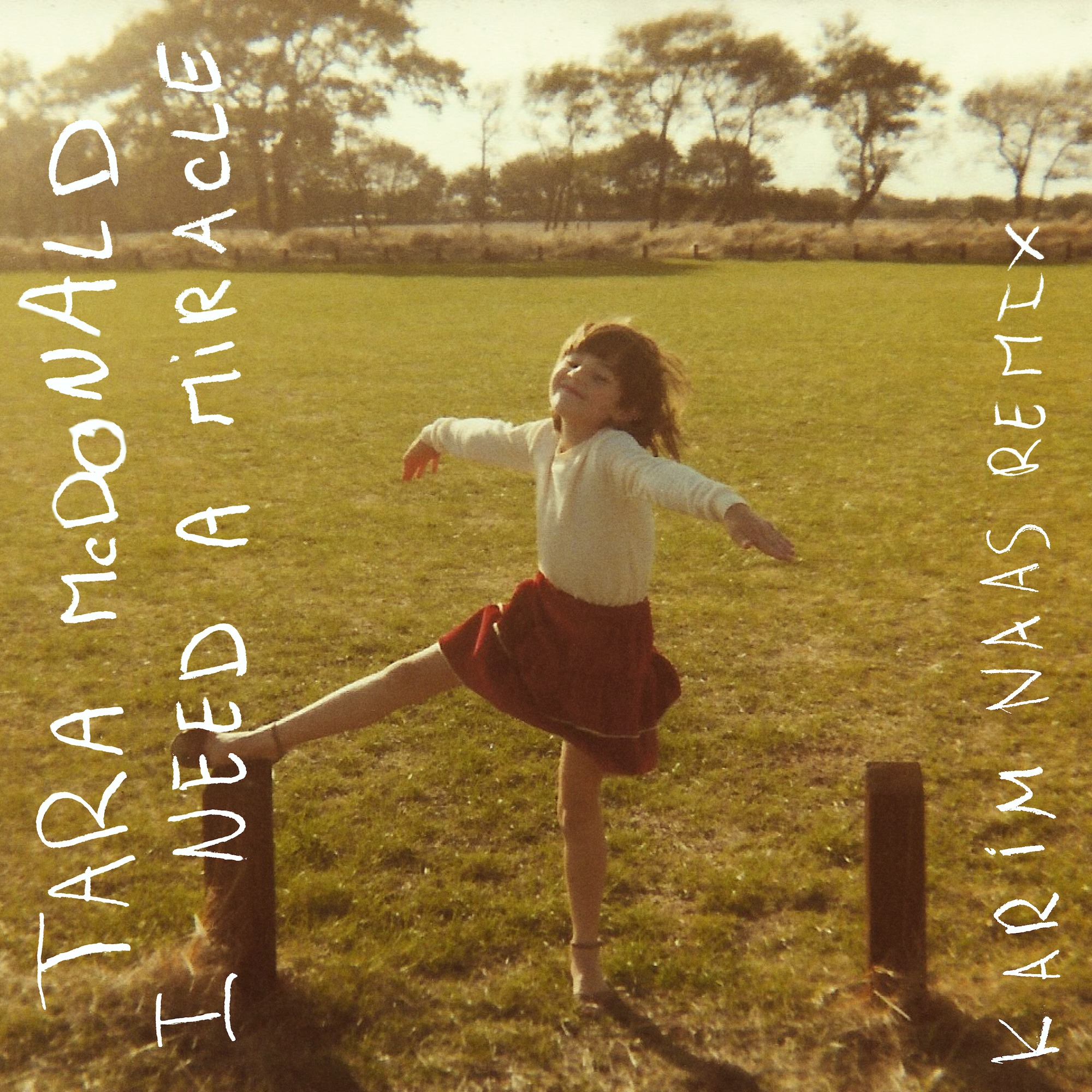 Karim Naas remixes I NEED A MIRACLE by Tara McDonald
